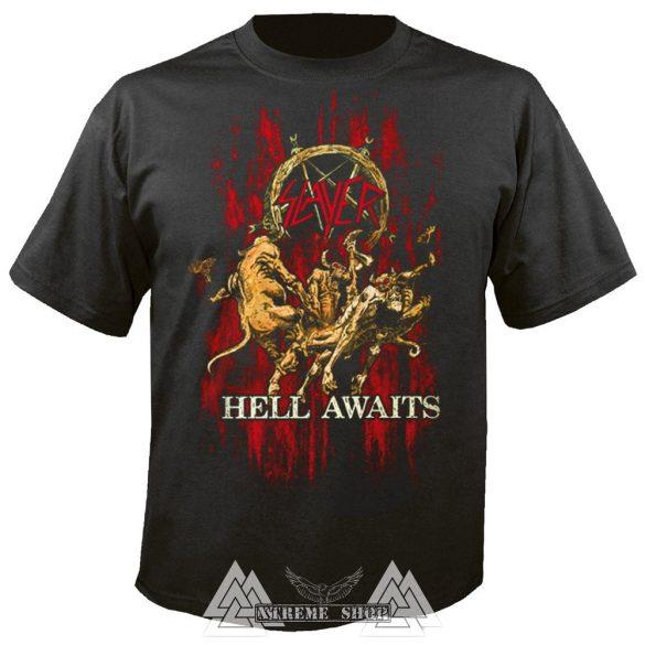 SLAYER - Hell awaits póló