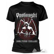 Onslaught - 100% Pure Thrash Póló