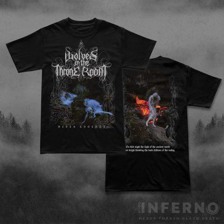 Wolves In The Throne Room - Black Cascade póló