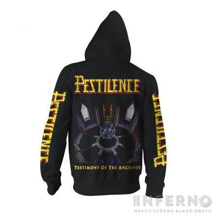 Pestilence - Testimony Of The Ancients Cipzáras pulóver