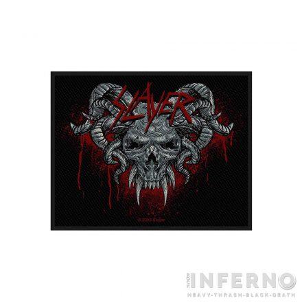 Slayer - Demonic Szövött felvarró