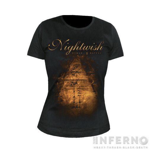 Nightwish - Human :I: Nature Női Póló