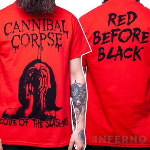 Cannibal Corpse - Code Of Slashers Póló