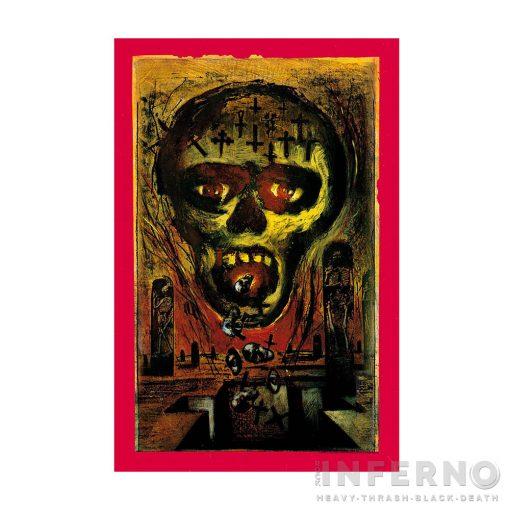 Slayer - Seasons In the Abyss Zászló