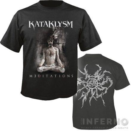 Kataklysm - Meditations póló