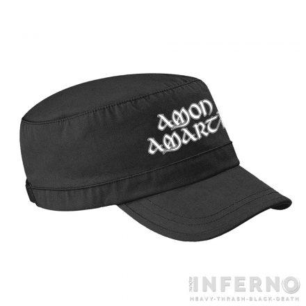 AMON AMARTH - LOGO ARMY CAP