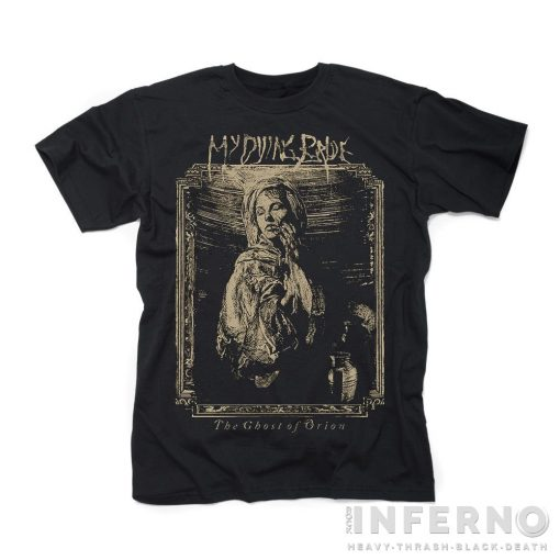 My Dying Bride - The ghost of Orion woodcut Póló