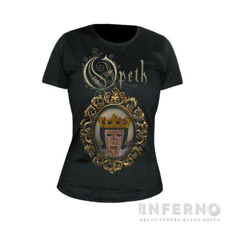 Opeth - Crown női póló