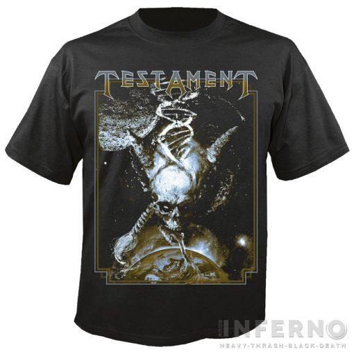 Testament - Titans skull Póló