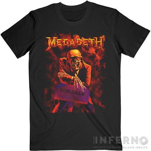 Megadeth - Peace sells… but who's buying? Póló