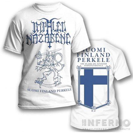 Impaled Nazarene - Suomi Finland Perkele Póló