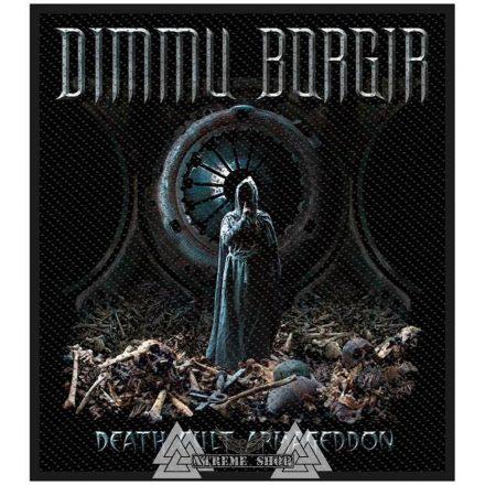 DIMMU BORGIR - Death Cult Armageddon Szövött felvarró