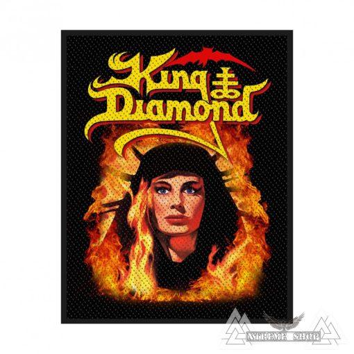 King Diamond - Fatal Portrait Szövött felvarró