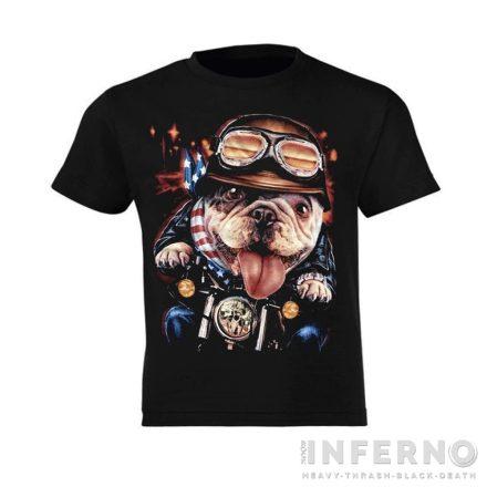 Bulldog Gyerek Póló