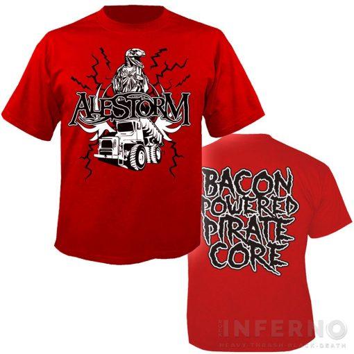 Alestorm - Bacon Powered Pirate Core Póló