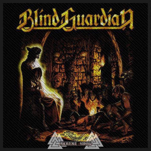 BLIND GUARDIAN - Tales from the twilight world szövött felvarró