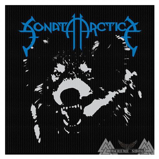Sonata Arctica - Wolf Szövött Felvarró