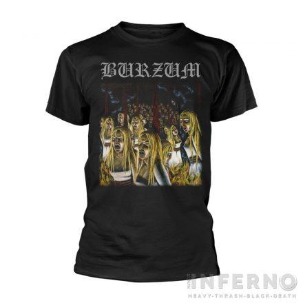 Burzum - Burning Witches Póló