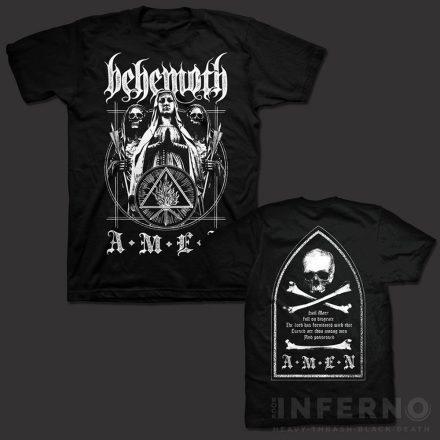 Behemoth - Amen Póló