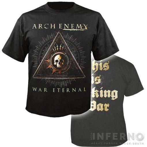 Arch Enemy - War Eternal Póló