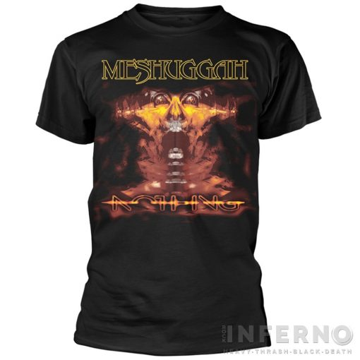 Meshuggah - Nothing Póló