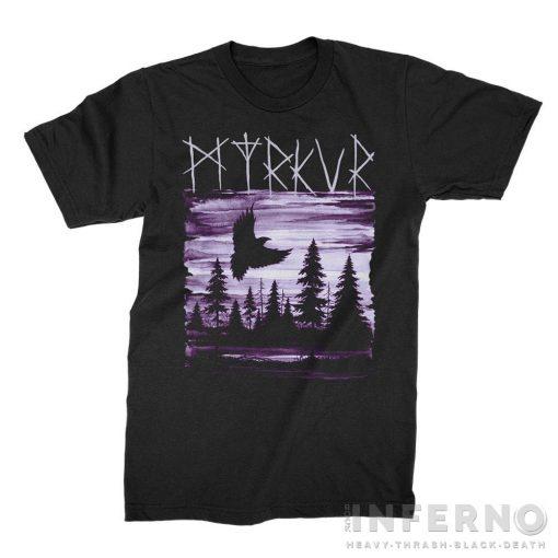 Myrkur - Raven póló