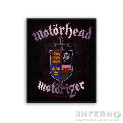 Motorhead - Motorizer Szövött felvarró
