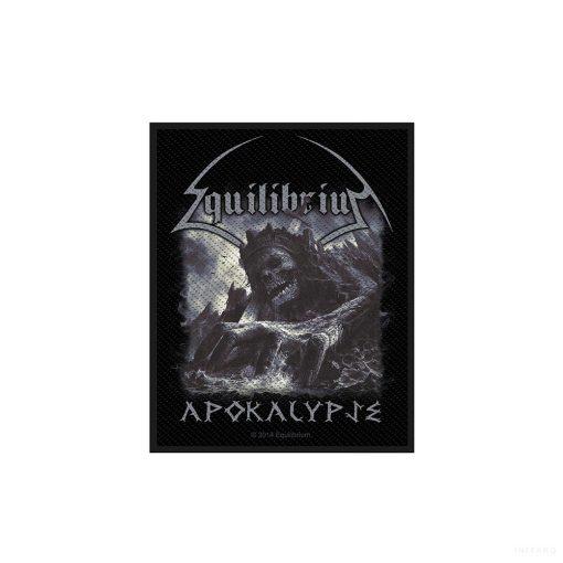 Equilibrium - Apokalypse Szövött felvarró