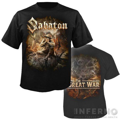 Sabaton - The great war Póló