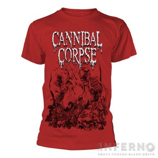 Cannibal Corpse - Pile Of Skulls Póló