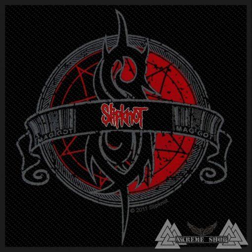 Slipknot - Crest Szövött felvarró