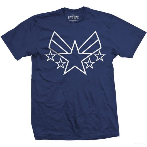 Marvel - Captain America - Civil War póló