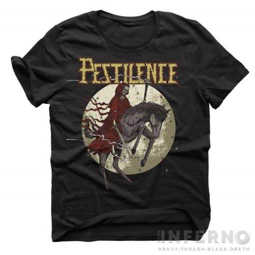 Pestilence - Horseman Póló