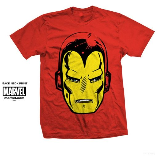 Marvel - Iron Man póló
