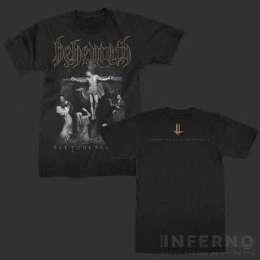Behemoth - God=Dog /Say Your Prayers/ Póló
