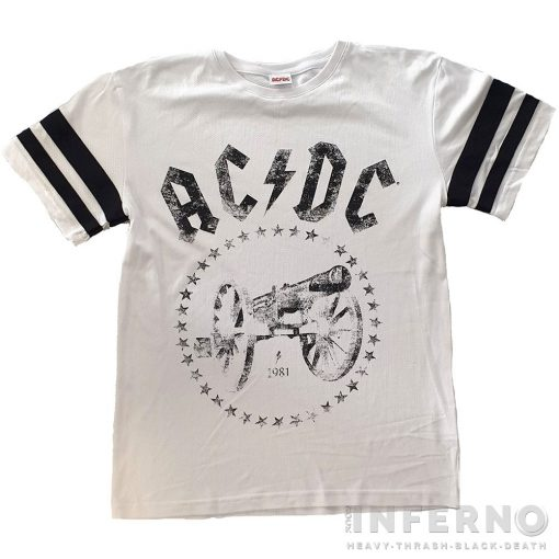 AC/DC - FOR THOSE ABOUT TO ROCK PÓLÓ  /AMERICAN FOOTBALL STYLE/