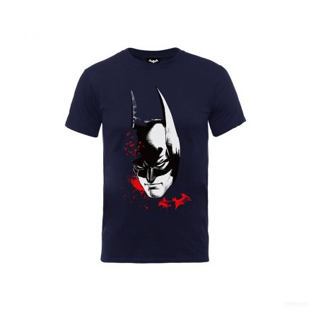 DC Comics - Batman Arkham Face Gyerek póló