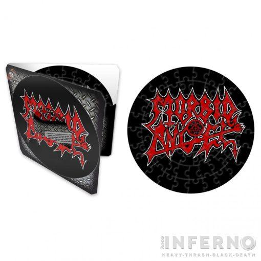 Morbid Angel - Logo 72 darabos puzzle