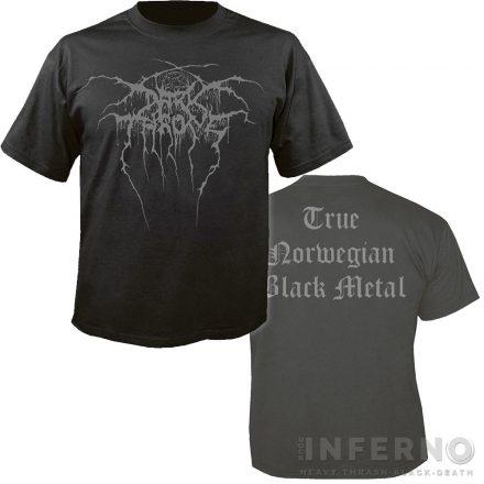 Darkthrone - True Norwegian Black Metal póló (dombornyomott)