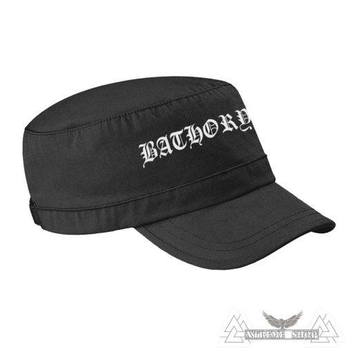 BATHORY - LOGO ARMY CAP