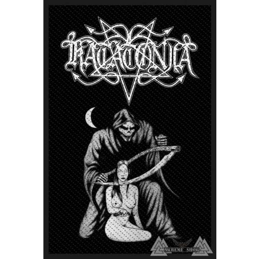 Katatonia - Reaper Szövött felvarró