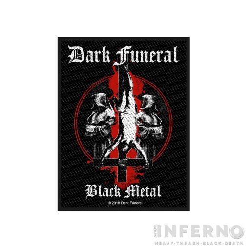 DARK FUNERAL - Black metal Szövött felvarró