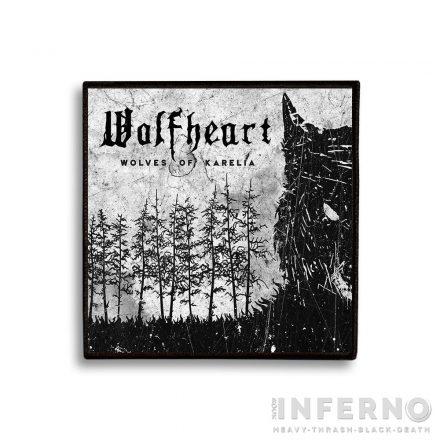 Wolfheart - Wolves Of Karelia Szövött felvarró