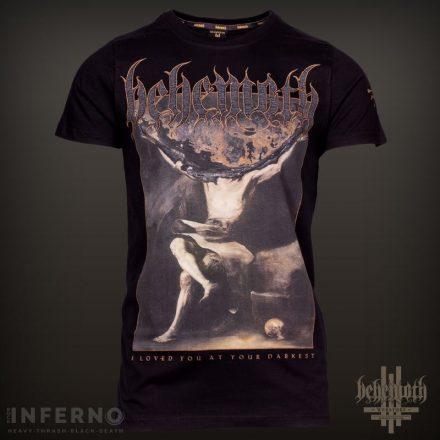 Behemoth - I Loved You At Your Darkest (ILYAYD) póló