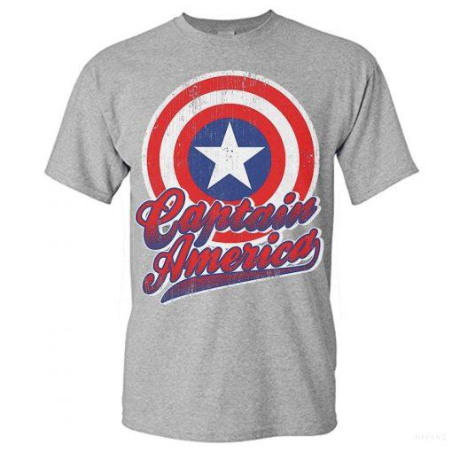 Marvel - Captain America Vintage Retro póló