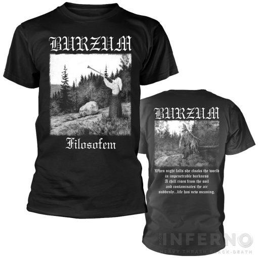 Burzum - Filosofem Póló