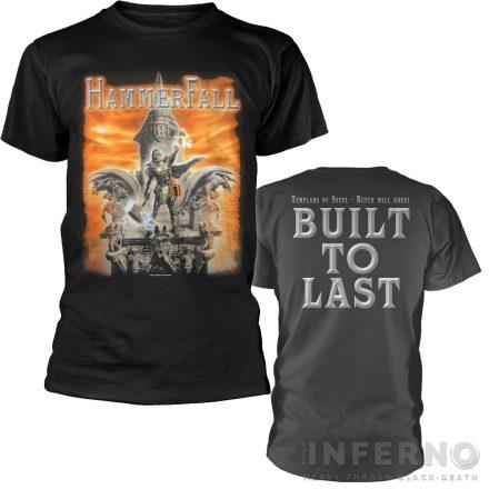 HammerFall - Built to Last póló