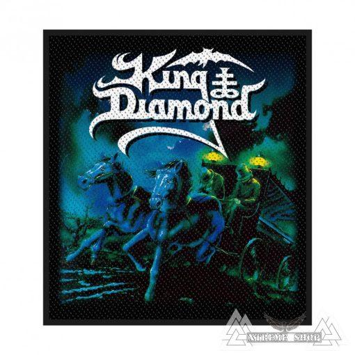 King Diamond - Abigail Szövött felvarró