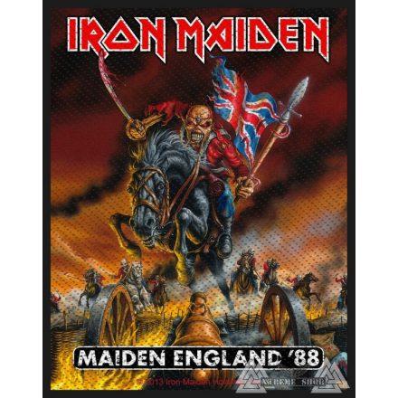 Iron Maiden - Maiden England '88 Szövött felvarró