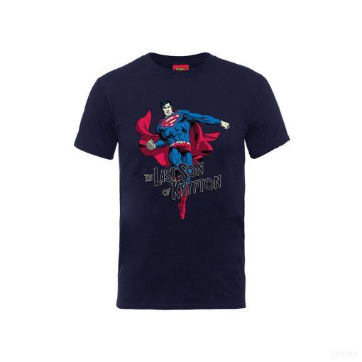 Dc Comics - Superman The Last Son of Krypton Gyerek póló